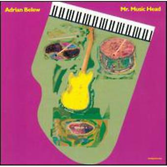 Adrian Belew - Mr. Music Head [CD] USA import