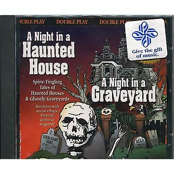 Night in Haunted House/Graveyard - Night in Haunted House/Graveyard [CD] USA import
