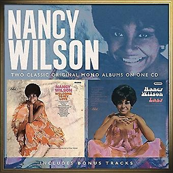 Nancy Wilson - Welcome to My Love / Easy [CD] USA import