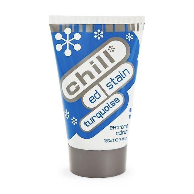 Chill Ed Stain Extreme Colour Turquoise 100ml
