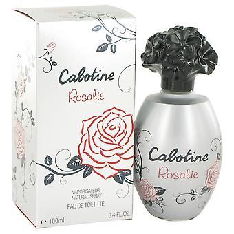 Gres Parfums Cabotine Rosalie Eau de Toilette 100ml EDT Spray