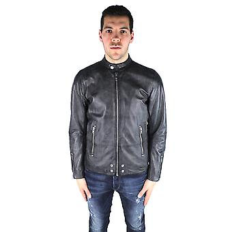 Diesel L-Edg 900 Leather Jacket