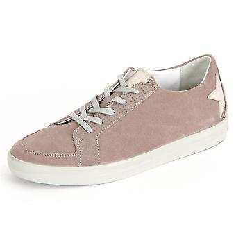 Ricosta Celina Mauve Velour 8103700327   women shoes