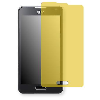 LG Optimus F6 screen protector - Golebo view protective film protective film