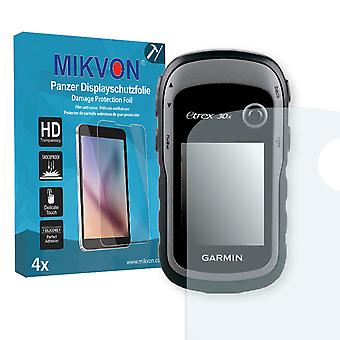 Garmin eTrex 30x Screen Protector - Mikvon Armor Screen Protector (Retail Package with accessories)