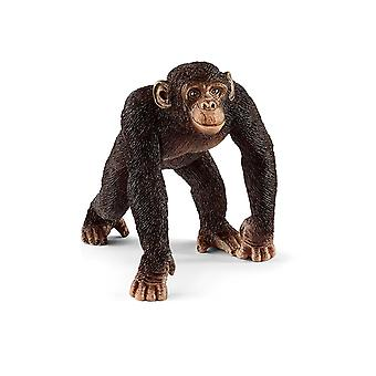 Schleich Wildlife Chimpanzee Male