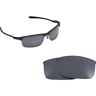 Best SEEK Polarized Replacement Lenses for Oakley CARBON BLADE Black Iridium