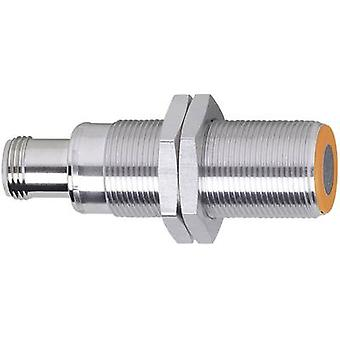 Inductive proximity sensor M18 shielded NPN ifm Electronic