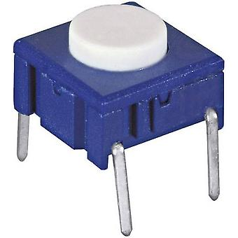 Pushbutton 24 Vdc 0.05 A 1 x Off/(On) MEC 3CTL6