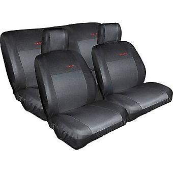Seat covers Eufab 28059 Cotton, Polyester