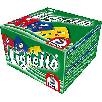Schmidt Ligretto Green Edition Card Game