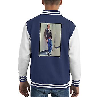 Henry Winkler de Fonze Happy Days 1978 Kid Varsity Jacket