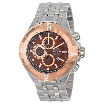 Invicta  Pro Diver 12357  Stainless Steel Chronograph  Watch