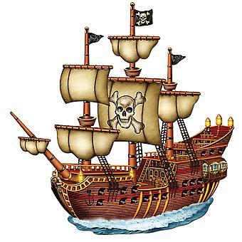 Ledad piratskepp 31