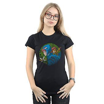 Vincent Trinidad Women's Into The Toxic Jungle T-Shirt