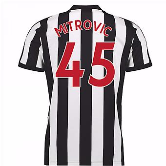 2017-18 Newcastle Accueil Shirt (Mitrovic 45)
