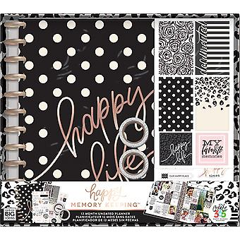 Create 365 12-Month Planner Box Kit-Happy Life