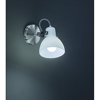 Трио, освещение Ginelli современные никель Мэтт металла Spot