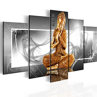 Canvas Print - Buddhist prayer