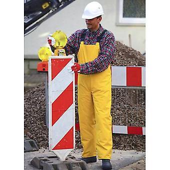 L+D Upixx 4062 Rain dungarees PUPlus Size: XXXL Yellow