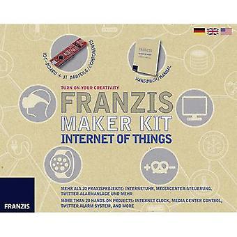Maker kit Franzis Verlag Maker Kit Internet of Things 978-3-645-65316-9 14 years and over
