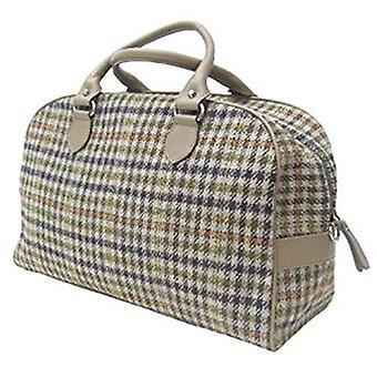 Harris Tweed Overnight Handbag (Harris Tweed -SC)