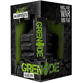 Grenade Black Ops 44 Capsules (Sport , Weight loss , Thermogenics)