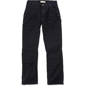 Doppio di CARHARTT Pantaloni Workwear davanti