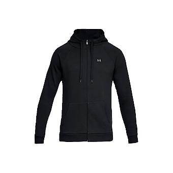 Under Armour Rival Fleece Fz Hoodie 1320737-001 Mens sweatshirt