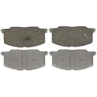 Wagner ThermoQuiet PD356 Ceramic Disc Pad Set, Front