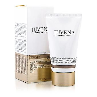 Juvena Specialists Rejuvenating Hand & Nail Cream SPF15 - 75ml/2.5oz
