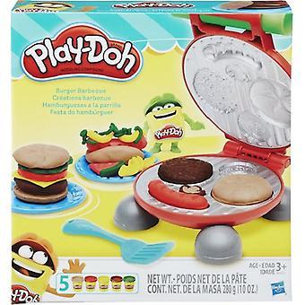 Hasbro Play-Doh Barbecue clay Citizen