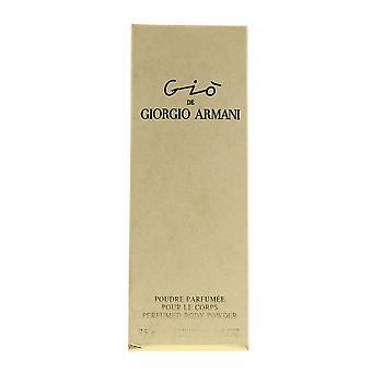 Giorgio Armani 'Gio' Perfumed Body Powder 2.6oz/75g New In Box