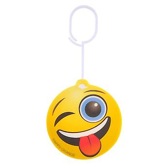 Doftgran To The Car Air Freshener Emoticon HAPPY ORANGE