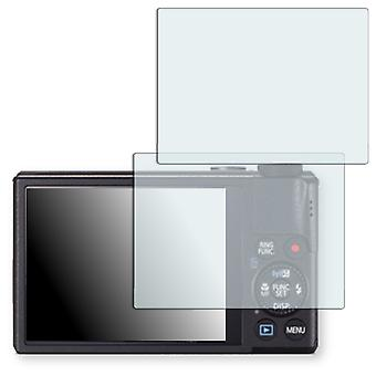 Canon PowerShot S110 display protector - Golebo crystal clear protection film