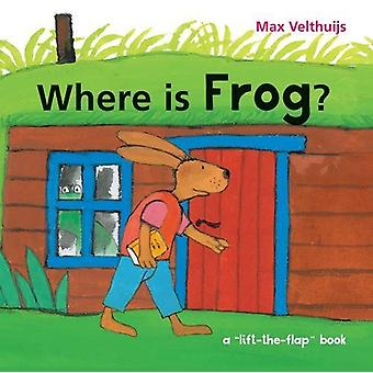 Where is Frog? by Max Velthuijs - 9780228100027 Book