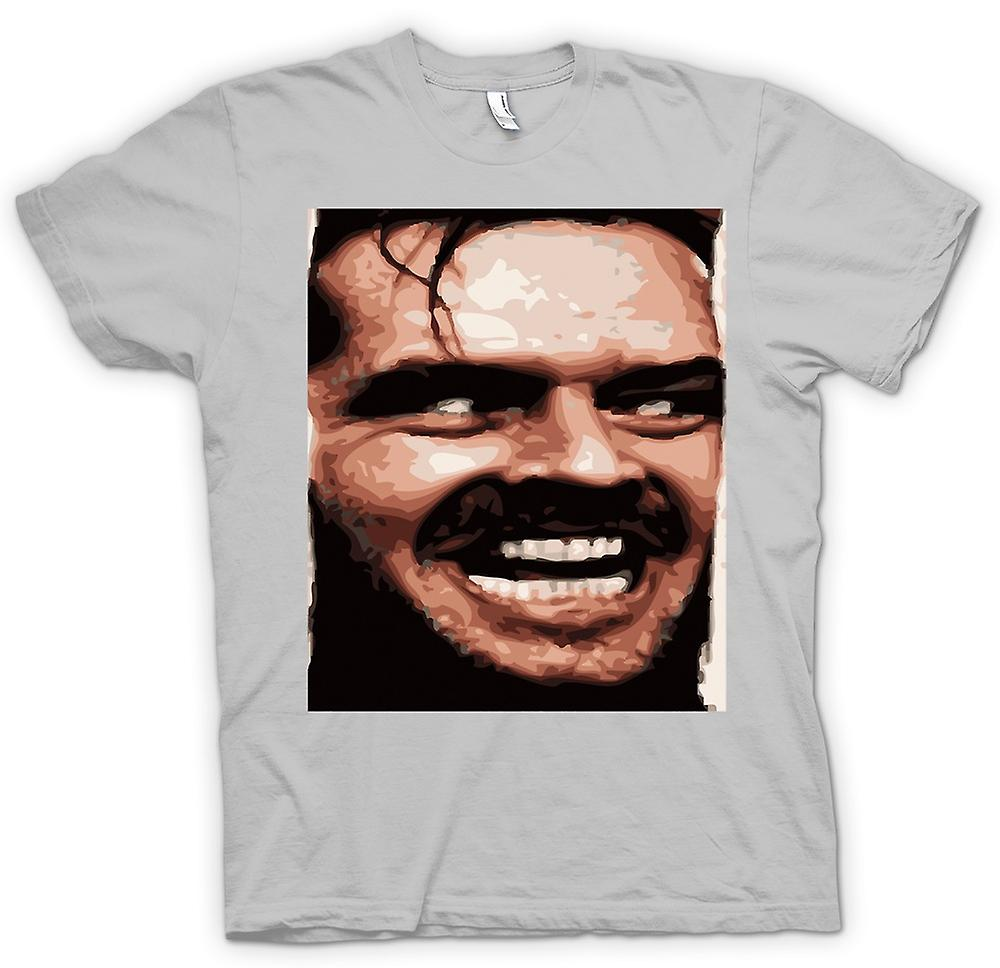 Mens T-shirt - Shining - Classic - Kubrick - Horror