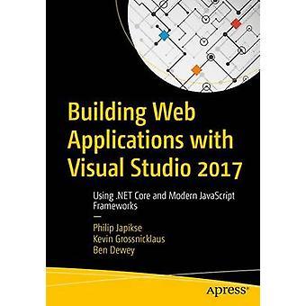 Création d'Applications Web avec Visual Studio 2017 - à l'aide de .NET Core un