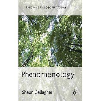 Phänomenologie von Shaun Gallagher - 9780230272491 Buch