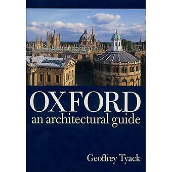 Oxford: En arkitektonisk Guide