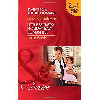 Zwillinge für den Milliardär: Zwillinge für den Milliardär (Milliardäre und Babys, Buch 89) / kleine Geheimnisse: Urlaub Baby-Bombe (Little Secrets Buch 5) (Taschenbuch)