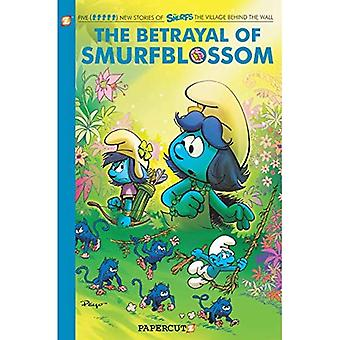Smurfs Village Behind the Wall #2: The Betrayal of Smurfblossom
