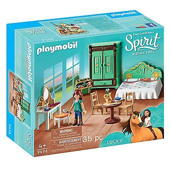 Playmobil, DreamWorks ånd 9476 heldig 's soverom Playset