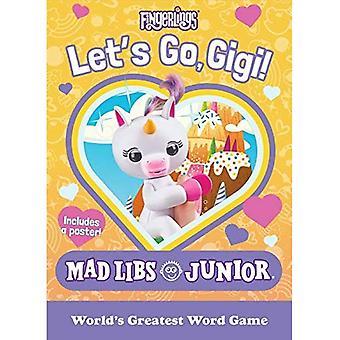 Avannotti: Andiamo, Gigi! Junior di Mad Libs