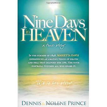 Neuf jours dans le ciel, une histoire vraie