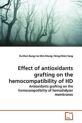 Effect of antioxidants grafting on the  hemocompatibility of HD by Kung & FuChen