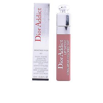 Diane Von Furstenberg Dior Addict Lip Tattoo #491-natural Rosewood 6 Ml For Women
