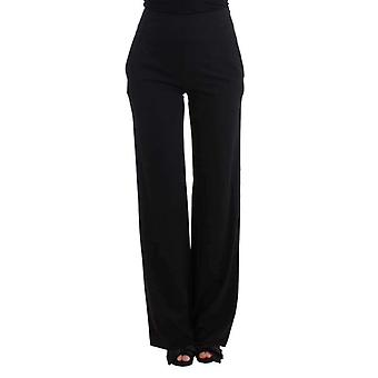 Cavalli Black Dress Pants -- SIG1208901