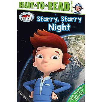 Starry, Starry Night (Ready Jet Go!)