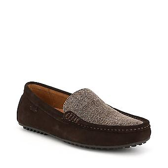 Polo Ralph Lauren Mens Woodley Leather Closed Toe Slip On Shoes